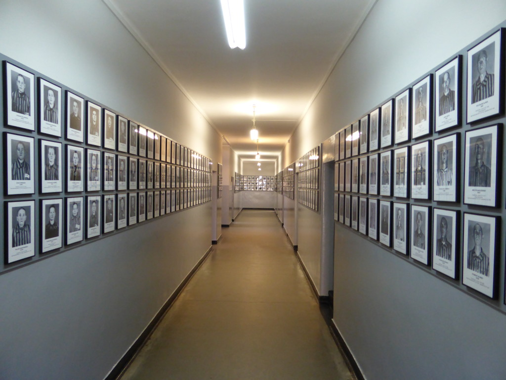 Gallery of the victims
