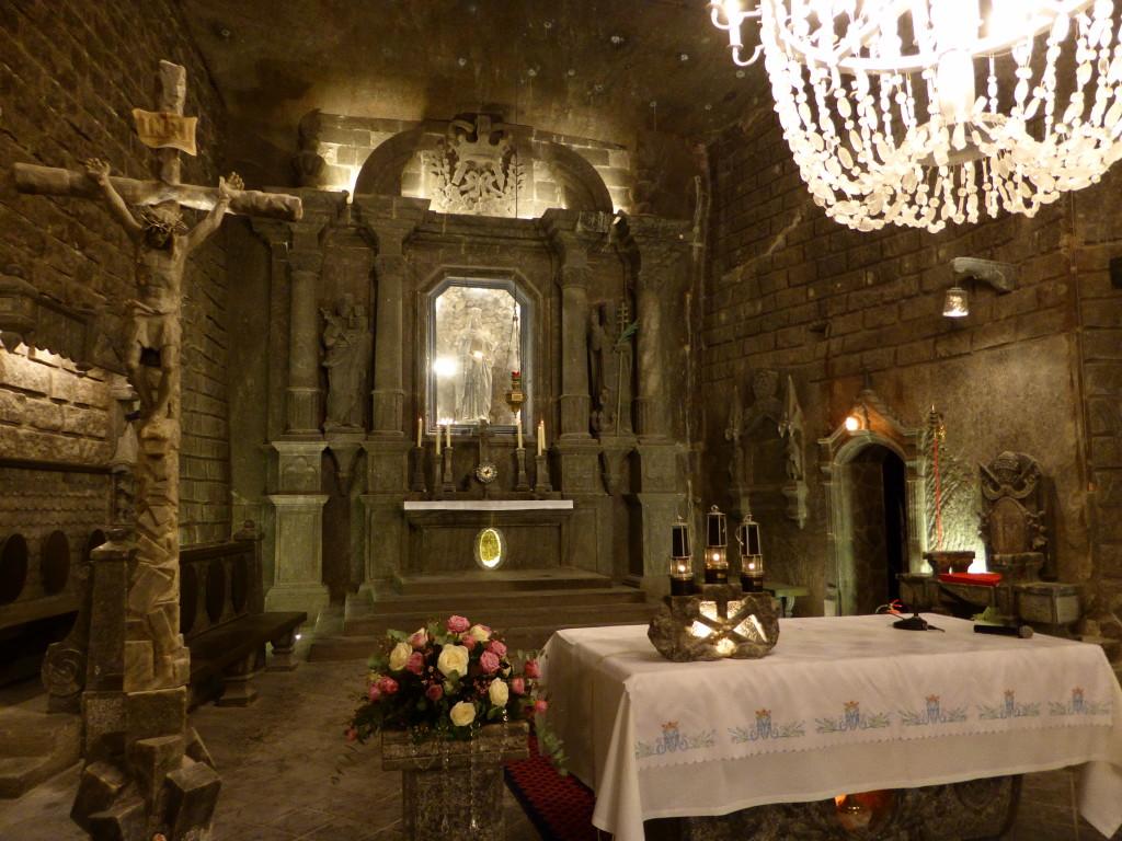The Chapel of St Kinga