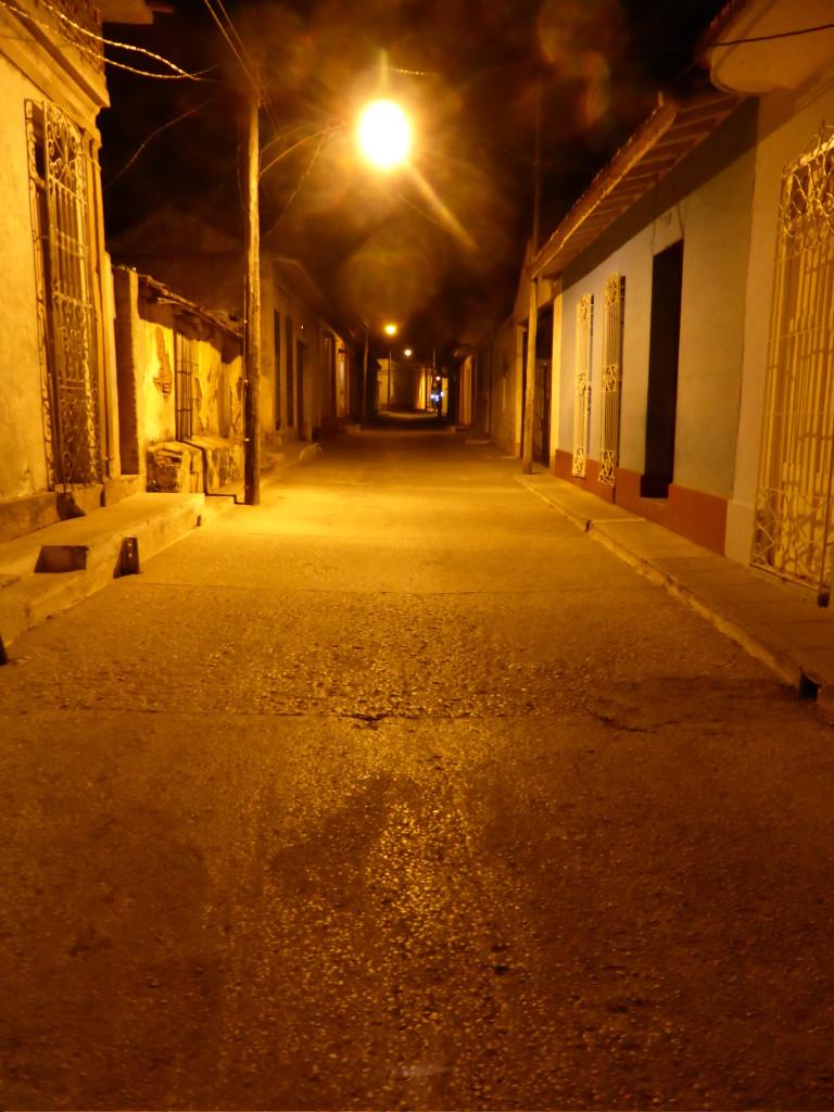 Dark Streets of Trinidad