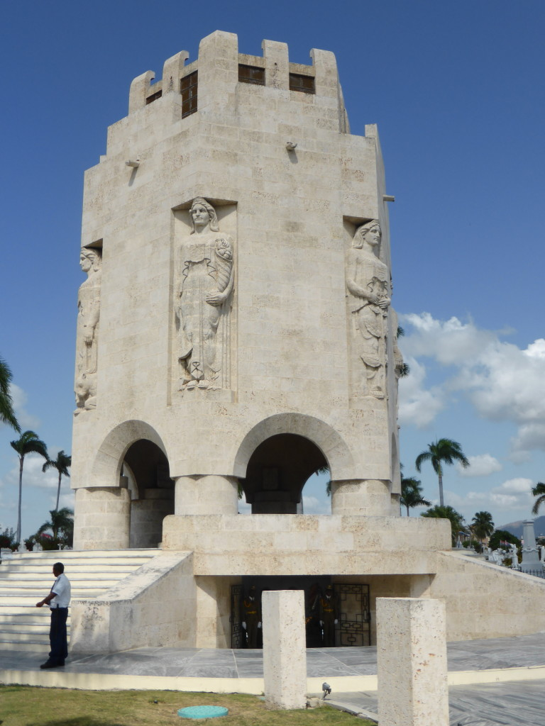 The monument to Jose Marti