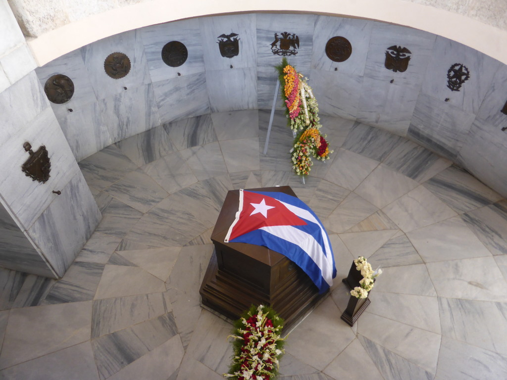 The tomb of Jose Marti