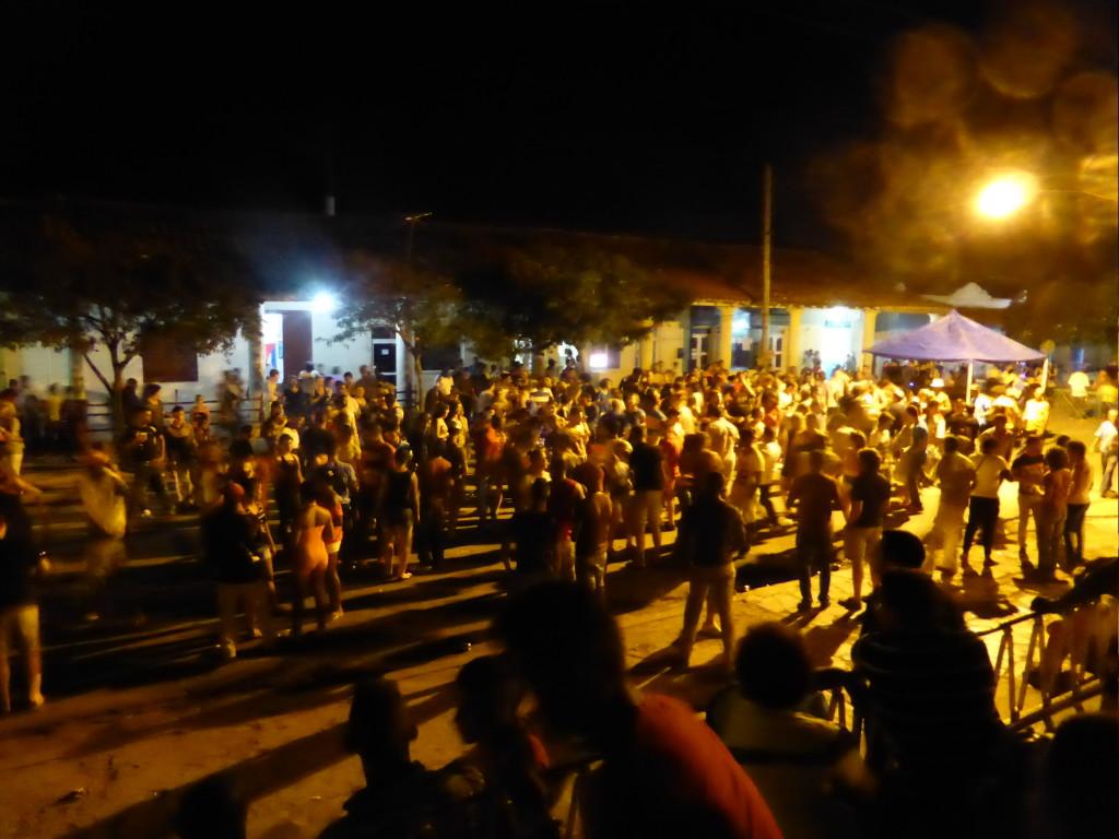 Carnival in Viñales