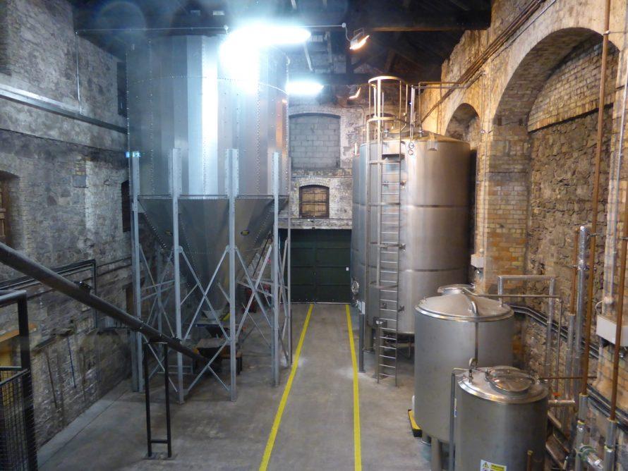 Modern distilling