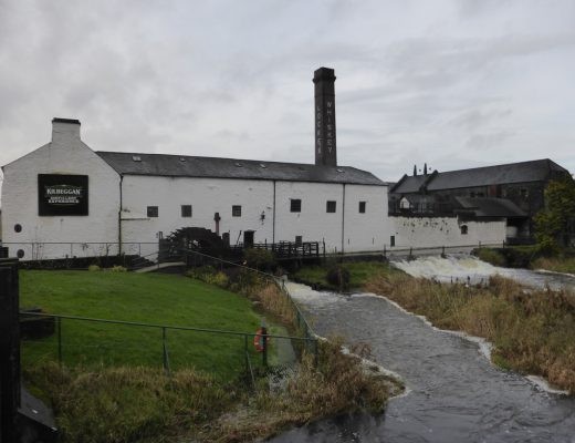 The oldest whiskey distillery in the world?