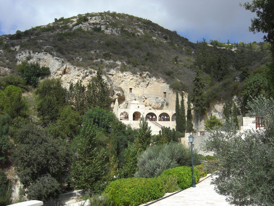 Ayios Neophytos Monastery