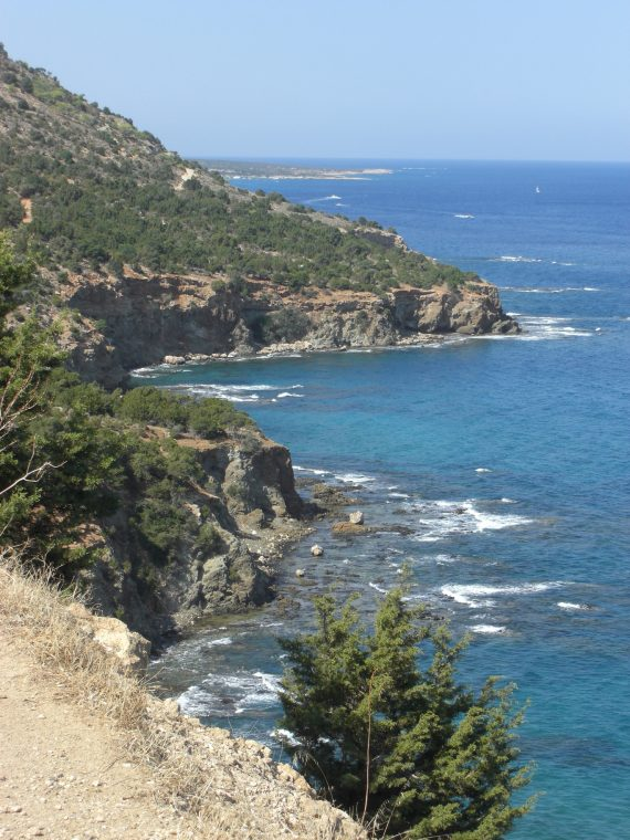 Hiking the Aphrodite Trail
