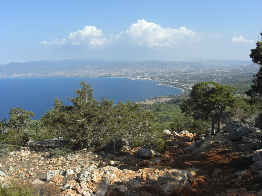 Cyprus in October