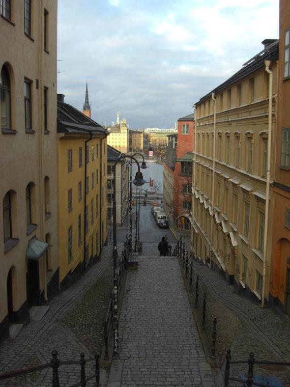 A random side street