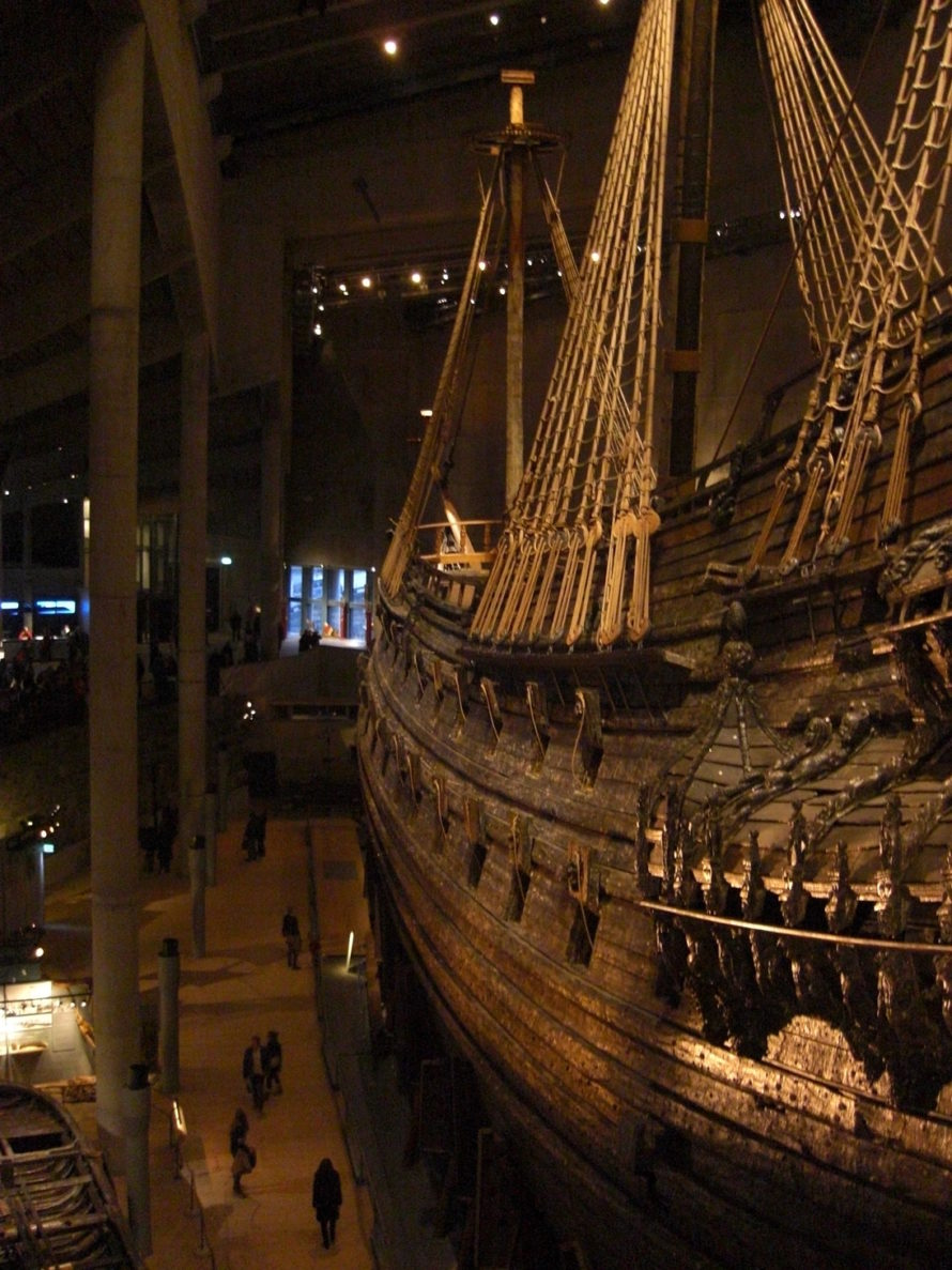 The Vasa Museum - definitely worth seeing