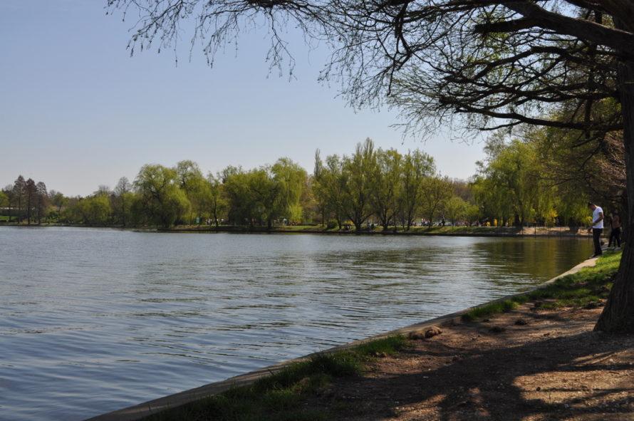 Herăstrău Lake