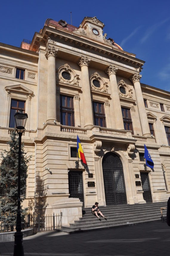 The National Bank of Romania