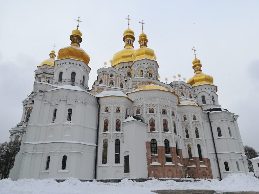 Pechersk Lavra - A must see!