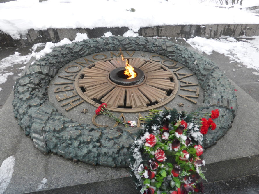 Monument to Unknown Soldier