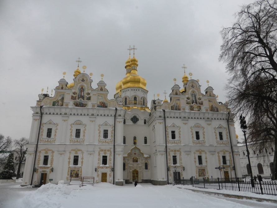 Pechersk Lavra - One of the 7 wonders of Ukraine