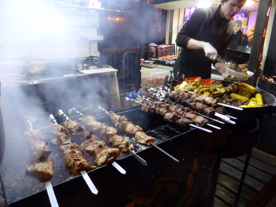 A carnivores heaven!