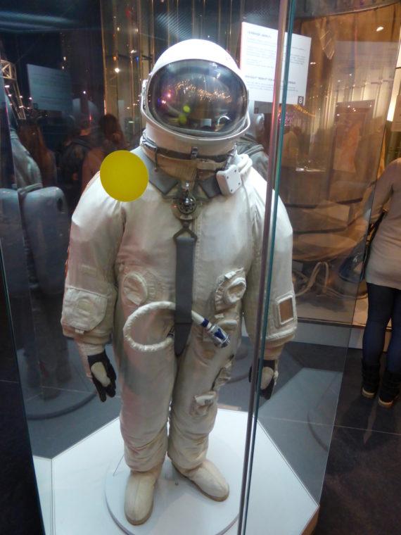 The Berkut Spacesuit