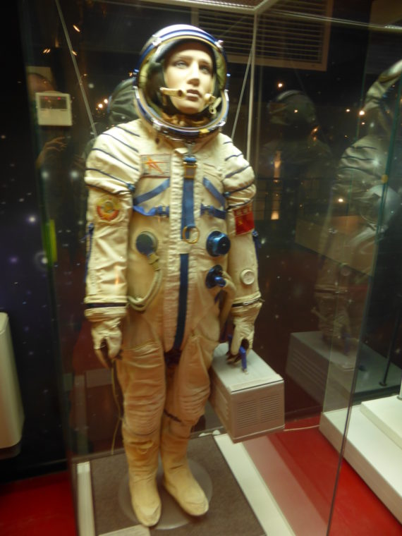 Another spacesuit