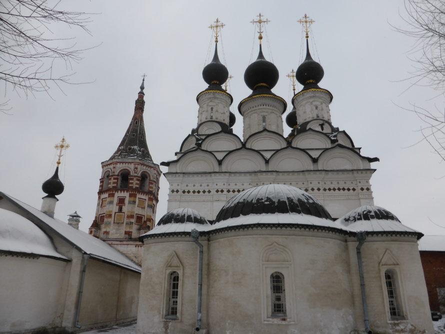 The Churches of Saint Antipius and Saint Lazarus