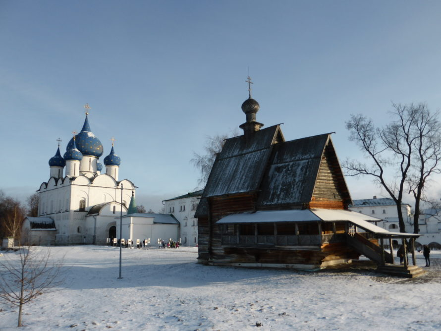 Visiting the Golden Ring city of Suzdal