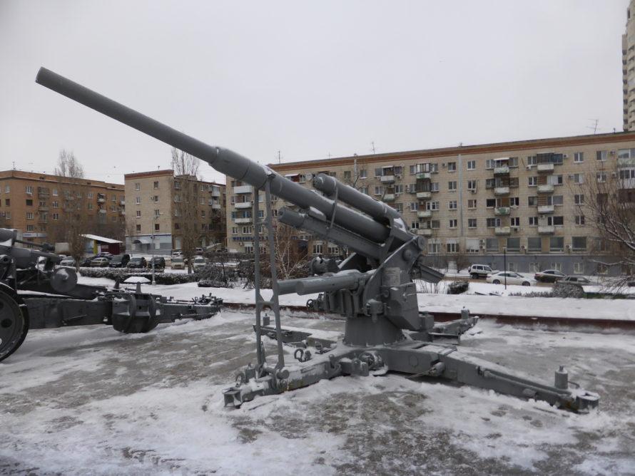 88mm anti aircraft gun, flak 41
