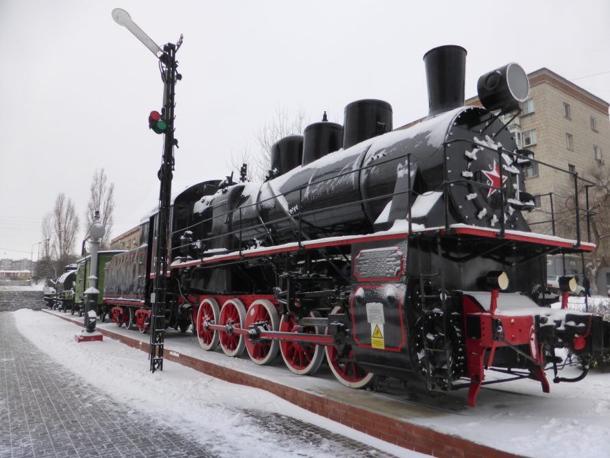 Locomotive E 743/64