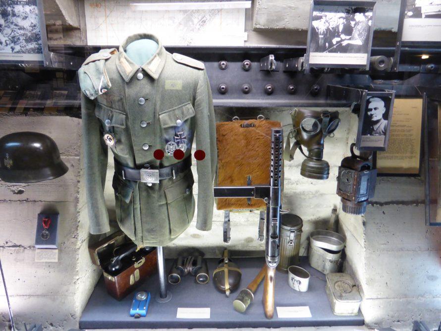 Wehrmacht soldier uniform